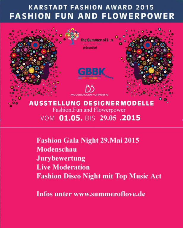 Karstadt Fashion Award 2015